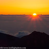 Maui Mt Haleakala Sunrise