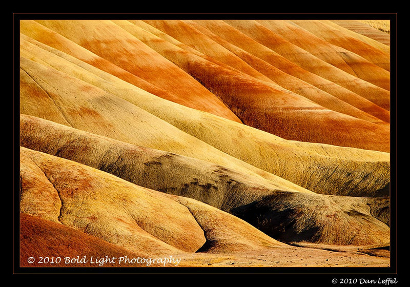 Oregon John Day Painted Hills - July 2010