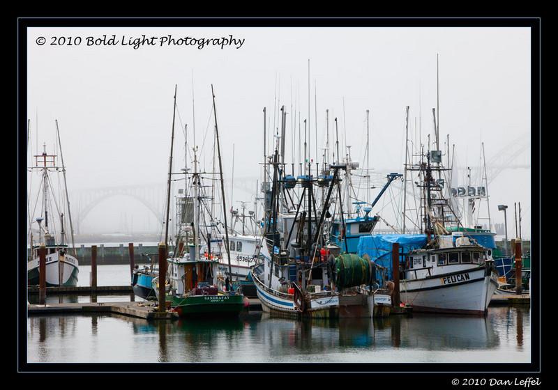 Oregon coast - July 2010