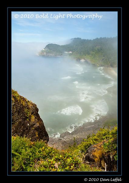 Oregon coast - July 2010, Heceta Head lighthouse