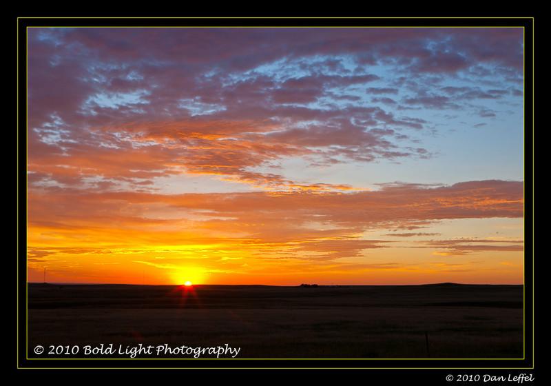South Dakota Badlands National Park - July 2010