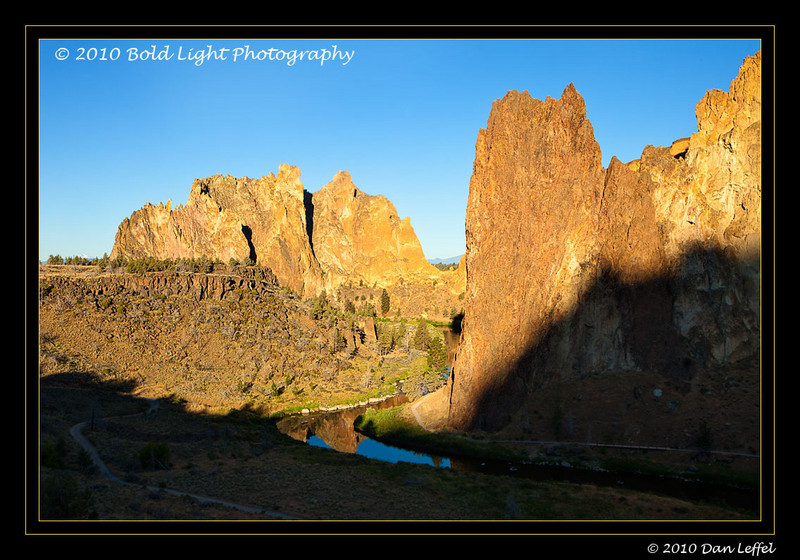Oregon Smith Rock State Park - July 2010