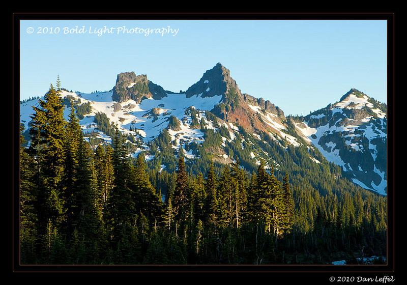 Washington Mt Rainier National Park - July 2010