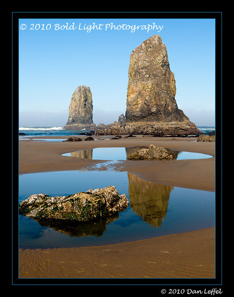 Oregon coast - July 2010, Canon Beach