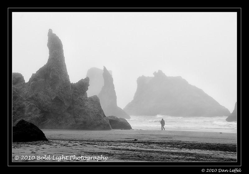 Oregon coast - July 2010, Bandon Beach