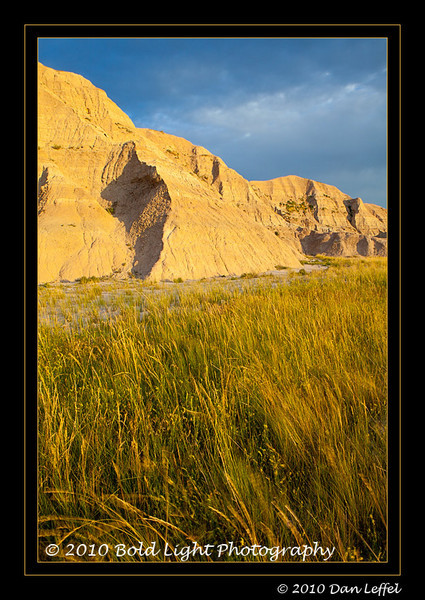 South Dakota Badlands National Park - July 2010