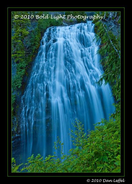 Washington Mt Rainier National Park - July 2010; Narada Falls