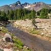 Glacier Ditch Hiking Trail Oregon