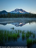 Sparks Lake Bend Oregon