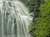 Oregon Cascades Mountains Whychus Creek Waterfall