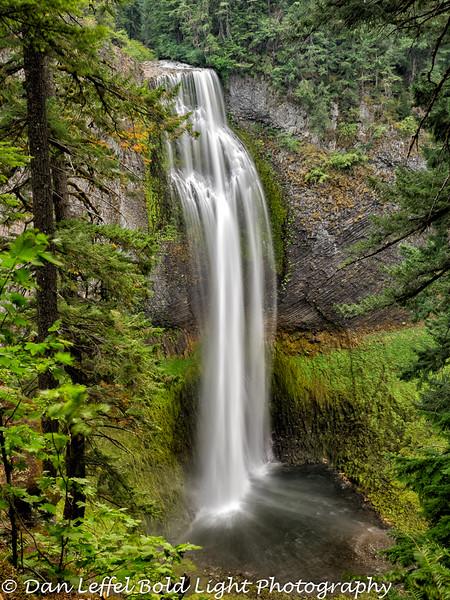 Oregon Cascades Salt Creek Falls