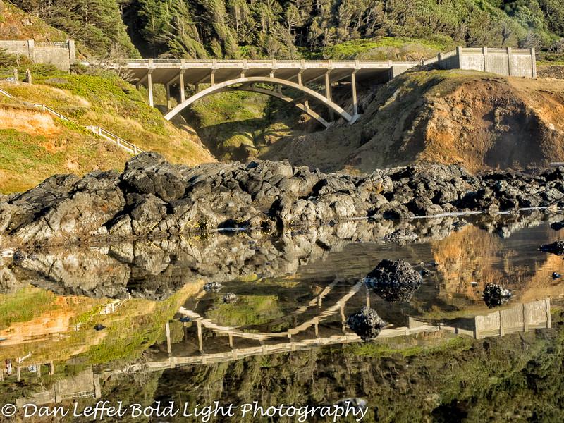 Cape Perpetua Bridge Oregon Coast