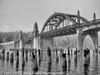 Florence Oregon Coast Bridge