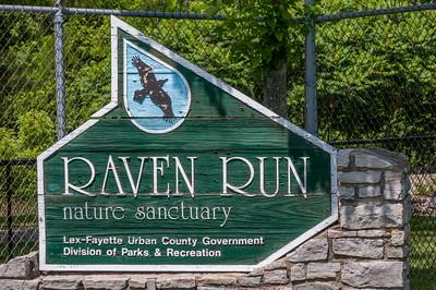 Rave Run sign