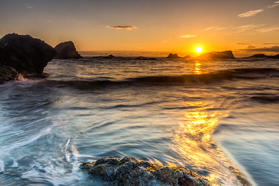 Seal Rock Beach Oregon