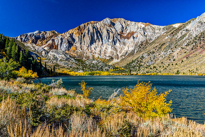 Convict Lake Eastern Sierras