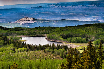 The Grand Mesa  of Colorado