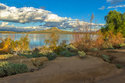 Lake Perris California View 2