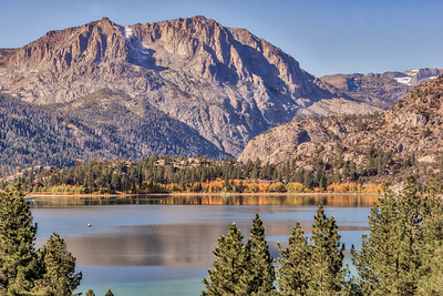 June Lake Fall Colors