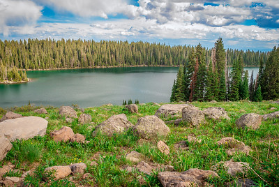 Cobbett Lake Grand Mesa