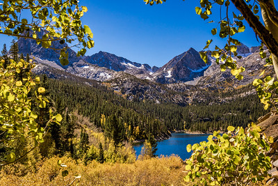 South Lake in the Eastern Sierras