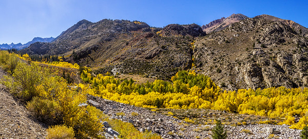 Bishop Creek Eastern Sierras