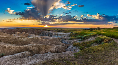 Badlands Pinnacles Overlook 1