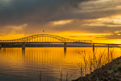 "Pasco-Kennewick ""Blue Bridge"""