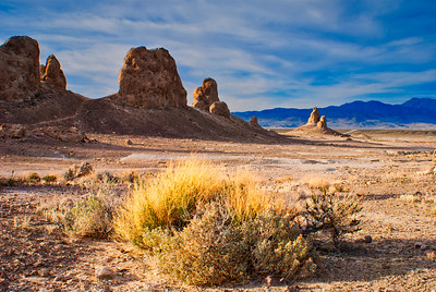 Trona Tufa Pinnacles 2