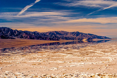 Badwater Basin Death Valley National Park