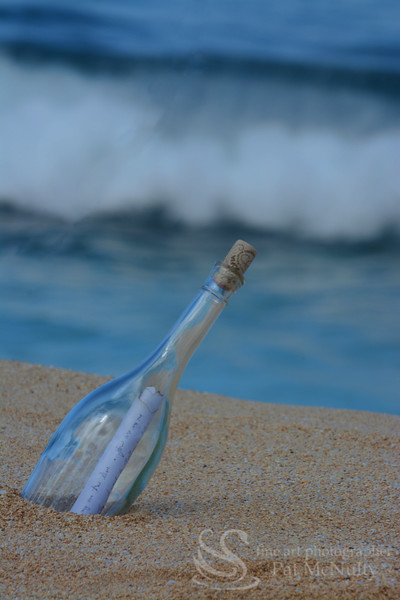 Message in a Bottle Picture