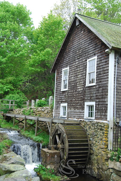 Grist Mill Picture