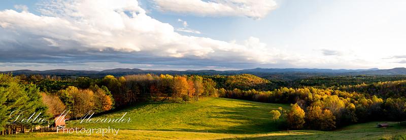 View in Floyd County,  VA