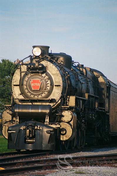 Landscape Train Photo
