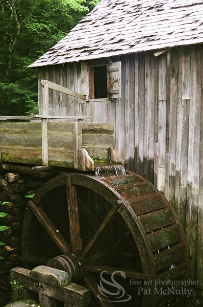 Landscape Mill Picture
