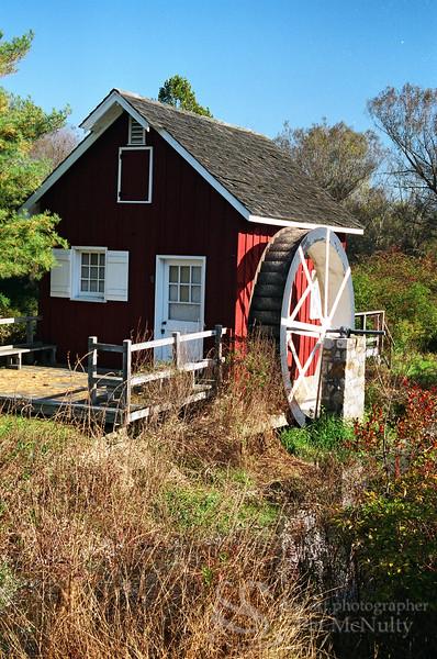 Landscape Mill Photo