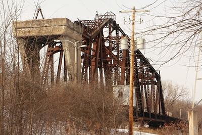 Bridge found in Lilydale Regional Park