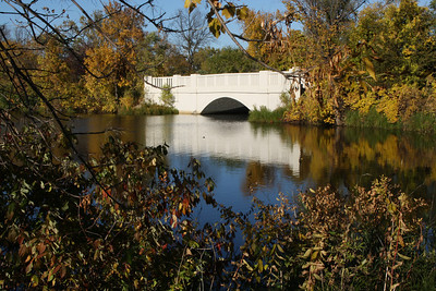 Jefferson Highway Bridge, Champlin, Minn  10-03-2010