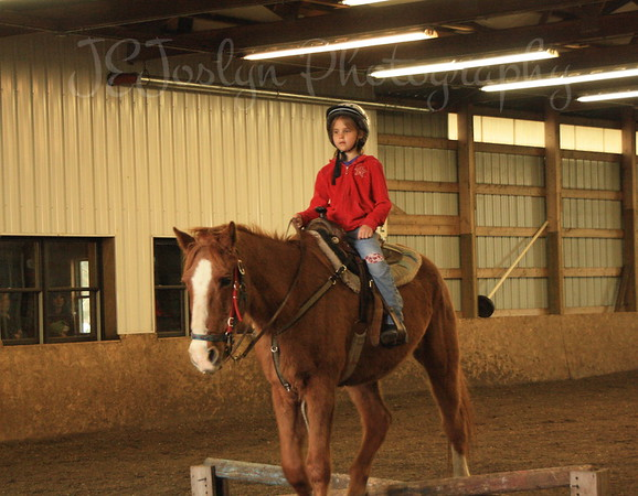 Bunker Stables - Fun Show, April 15, 2012