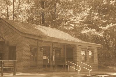 Information Center - Forestville State Park, Minnesota
