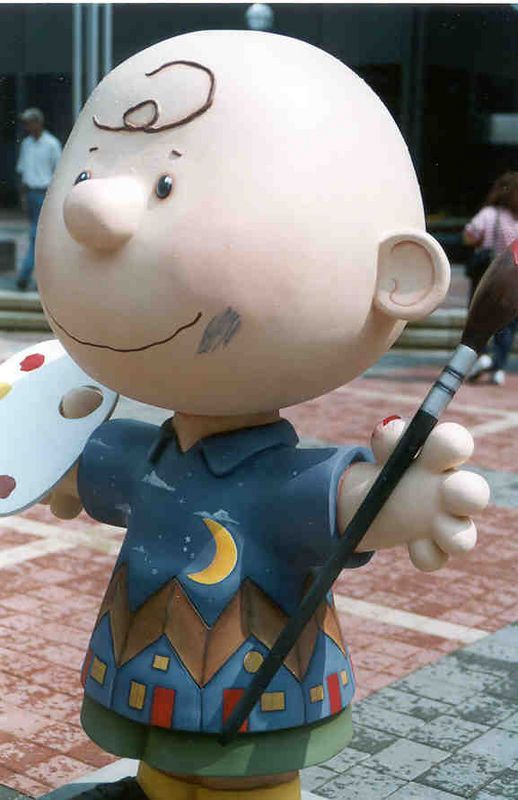 Charlie Brown in St. Paul, Minn