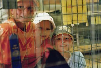 GD 1,2,and 3, August, 2008, at the Anoka County Fair