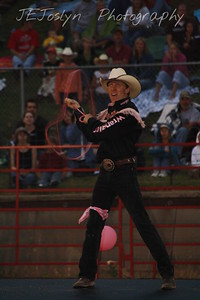 Hamel Rodeo - July 2009, Kiesner Family entertainer.