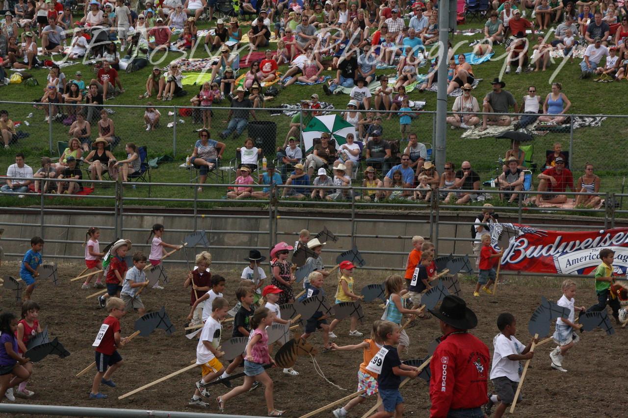 Hamel Rodeo - July 10, 2010