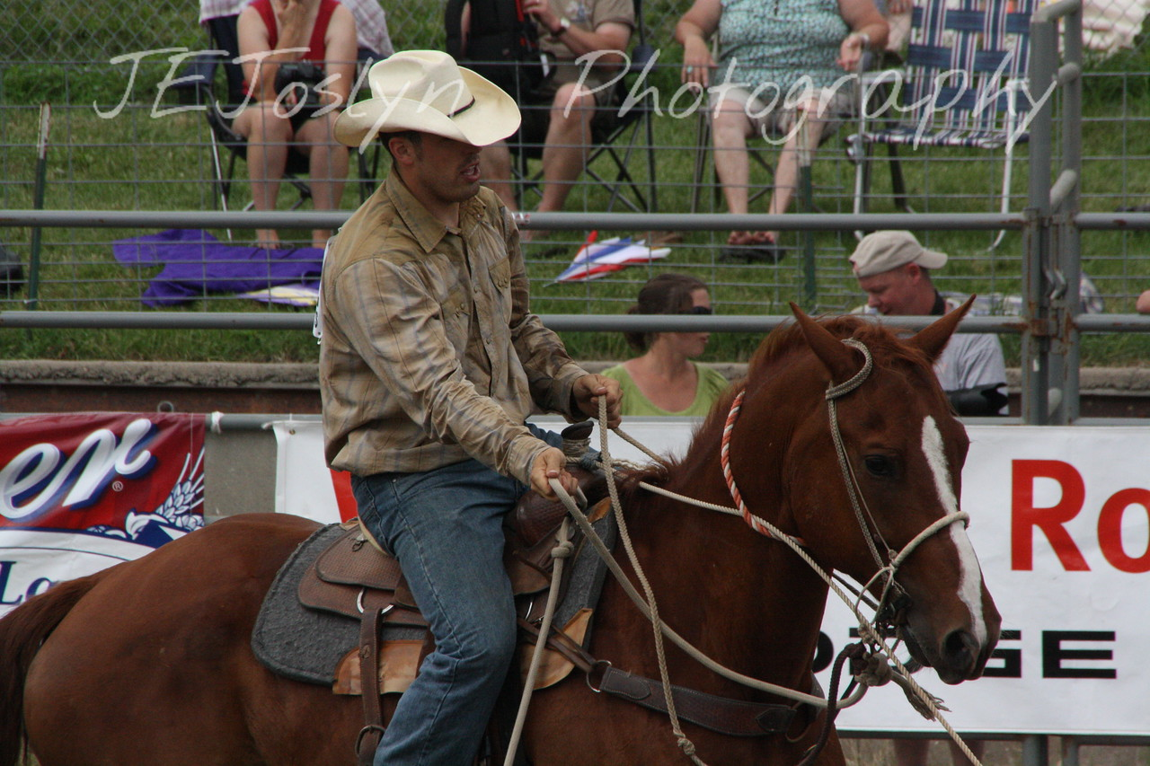 Hamel Rodeo - July 10, 2010