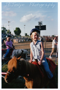 Hamel Rodeo.  Hamel, Minneosta, 2008  GD-2, 8 years old.