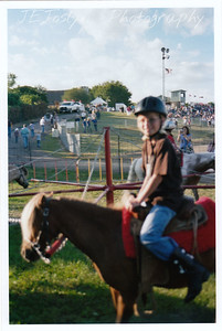 Hamel Rodeo.  Hamel, Minneosta, 2008.  GD-1, 9 years old.