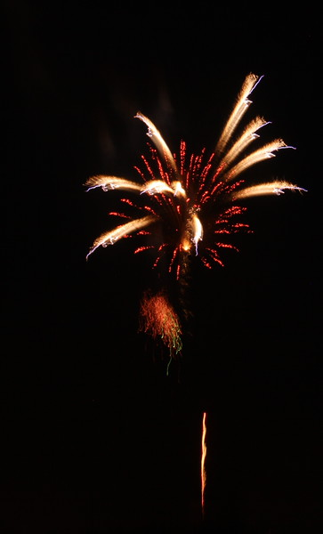 Elk River, July 4, 2015   Fireworks