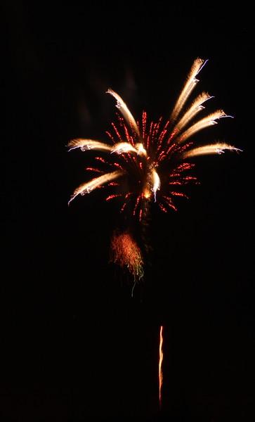 Elk River, July 4, 2015   Fireworks