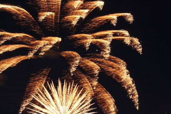 Elk River,  July 4-2011 Fireworks